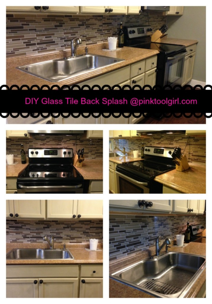 tile backsplash for pinterest