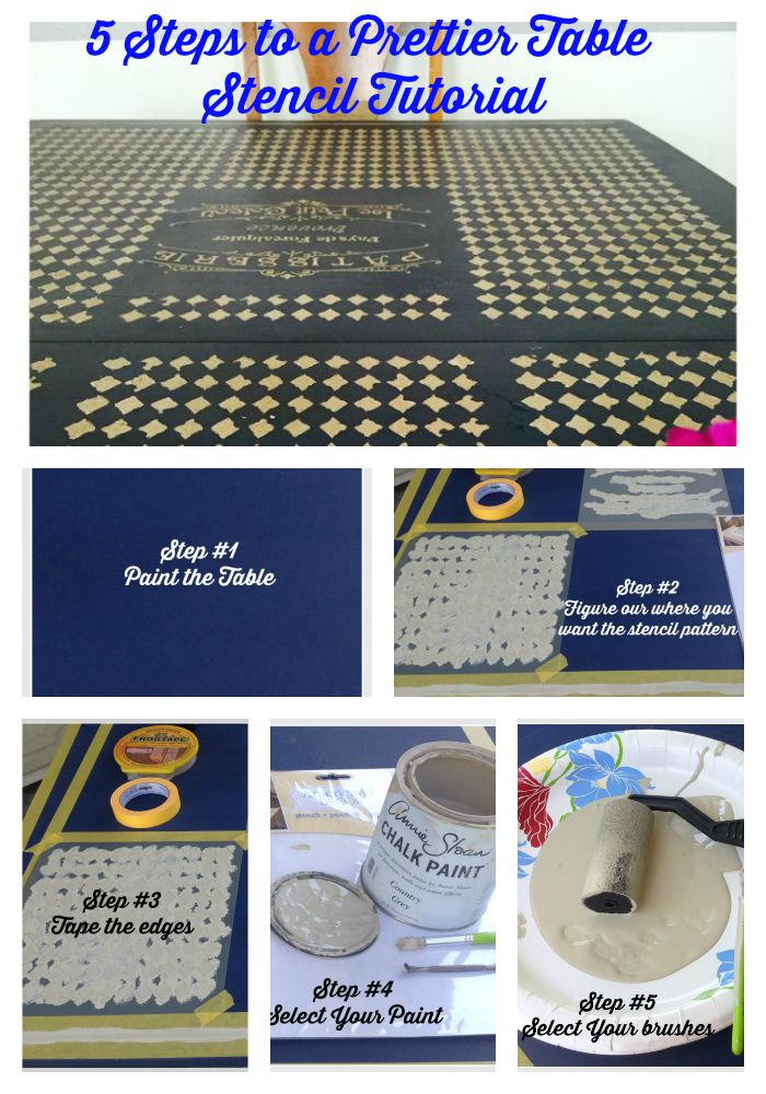 stencil tutorial for pinterest