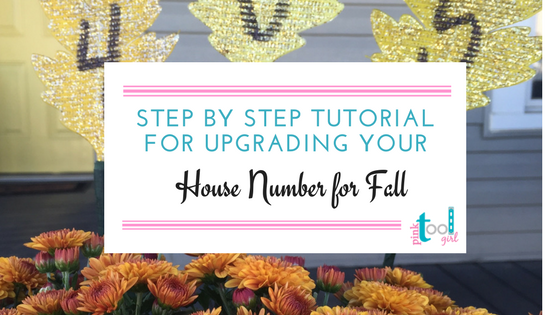 Take your House Number from dull to dazzling