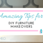 Furniture Makeover Ideas for your DIY room decor