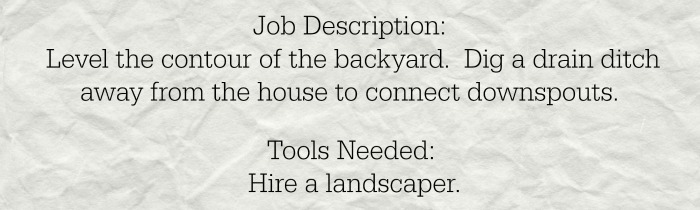 job description for landscaper