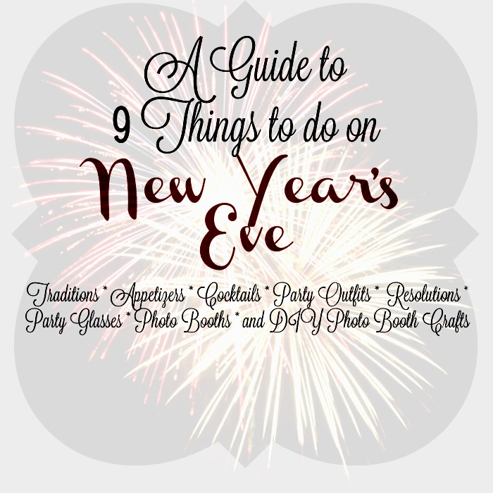 9 things to do on New Years Eve 30