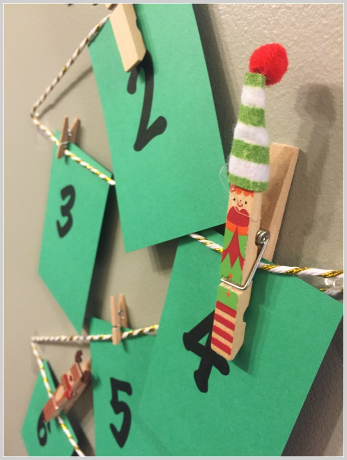 DIY advent calendar 3/More Christmas Decorating Ideas
