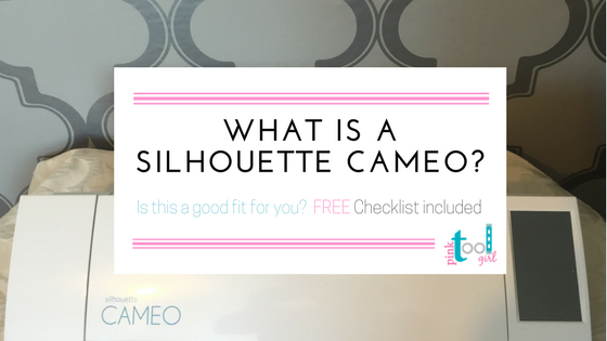 Silhouette Cameo Lights, Camera, Action