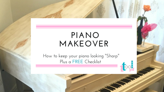A painted piano showstopper