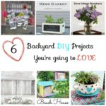 6 Backyard DIY Projects