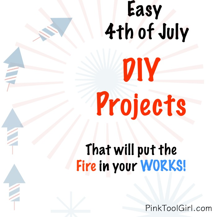 4th of july DIY projects