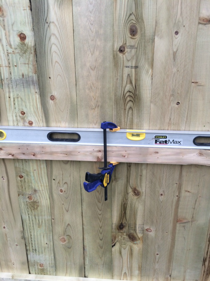 kreg clamps with level