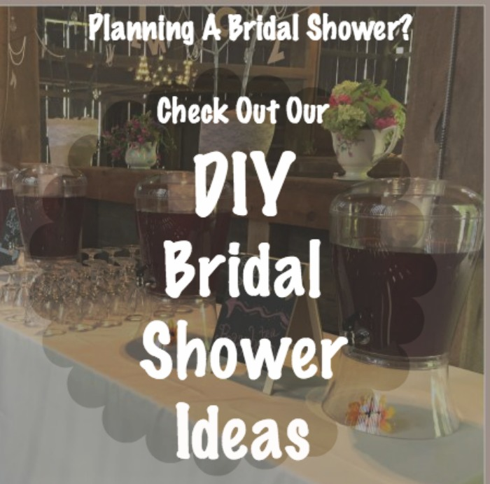 diy bridal shower ideas pin