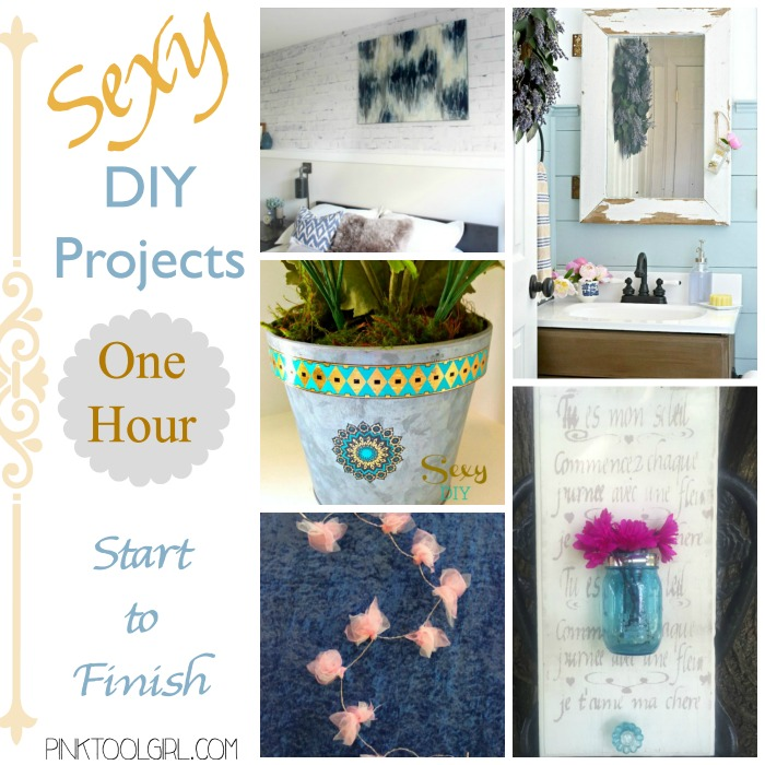 sexy DIY projects