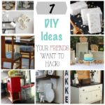 DIY Ideas + A Little Bird Told Me Link Party #15