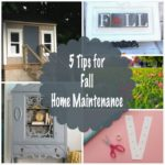 Fall Home Maintenance + ALBTM Link Party #18