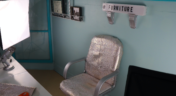 upcycle office furniture