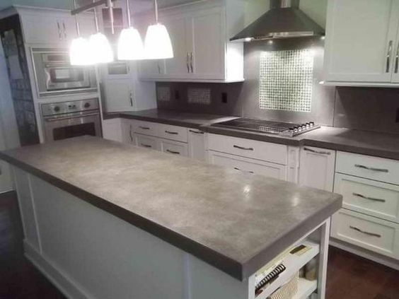 Make Concrete Countertops Discover Proven Steps To Get Started Pink Tool Girl
